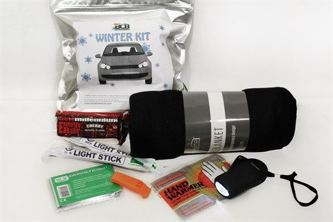 Winter Emergency Kit - Prepper Gear