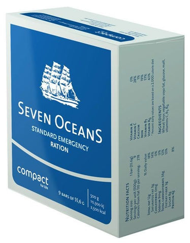 Seven Oceans Emergency Prepper Food