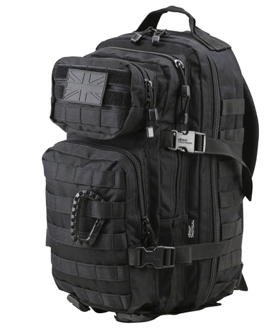 Small Molle Assault Pack 28 Litre in Black