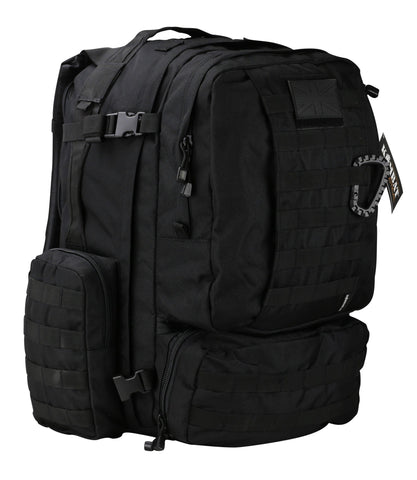 Viking Patrol Pack 60 Litre in Black UK