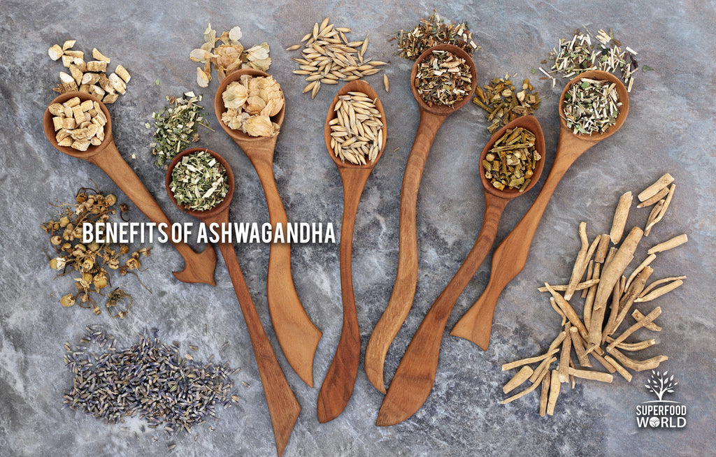 The Incredible Benefits of Ashwagandha