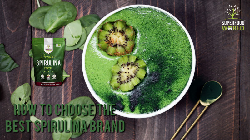 How to Choose the Best Spirulina Brand