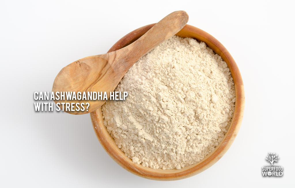 Can Ashwagandha Help with Stress?