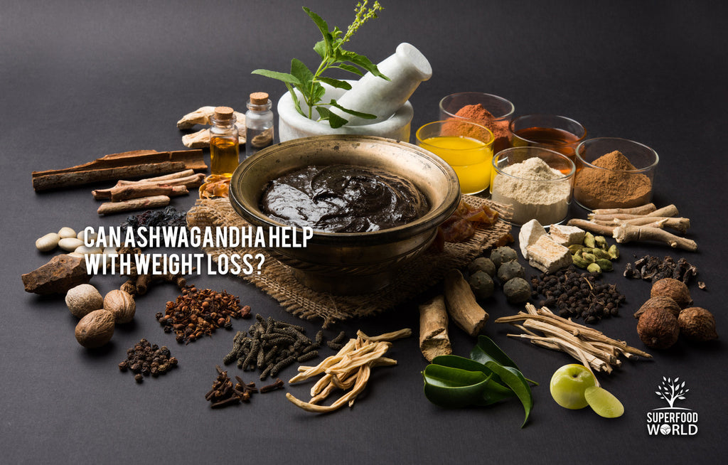 Can Ashwagandha Help with Weight Loss?
