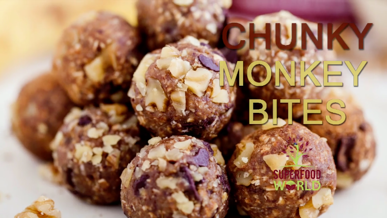 Chunky Monkey Bites Recipes