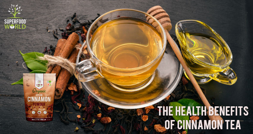 The Health Benefits of Cinnamon Tea