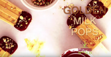 Golden Milk Pops Recipe