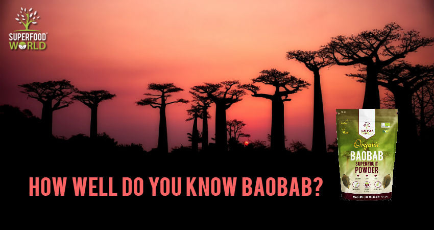 How Well Do You Know Baobab?