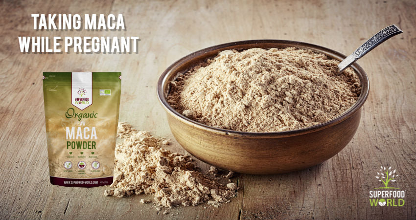 Taking Maca While Pregnant