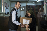 Jordan Food Distribution & Disability Project Update