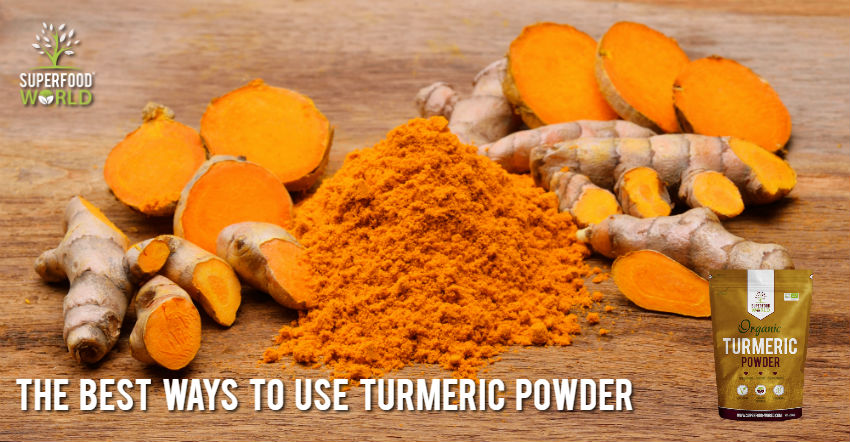 The Best Ways to Use Turmeric Powder