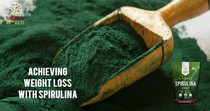 Achieving Weight Loss With Spirulina