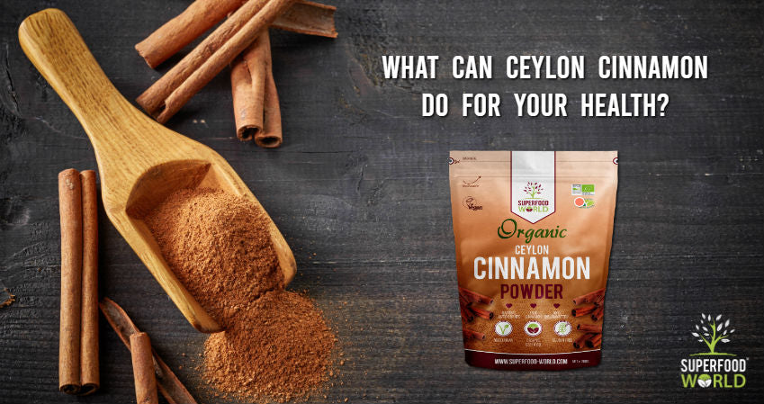 What Can Ceylon Cinnamon Do for Your Health?