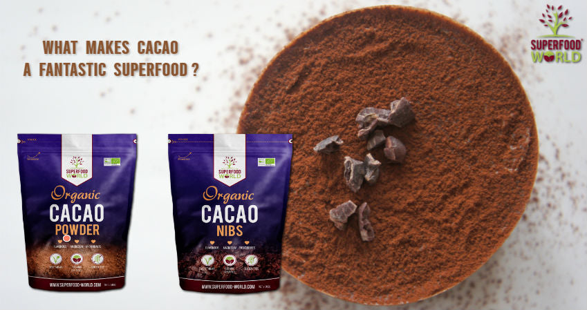 What Makes Cacao a Fantastic Superfood?