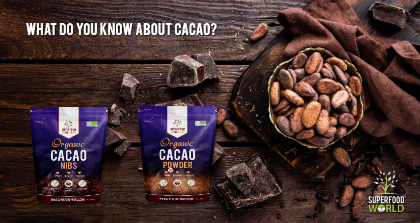 What Do You Know About Cacao?