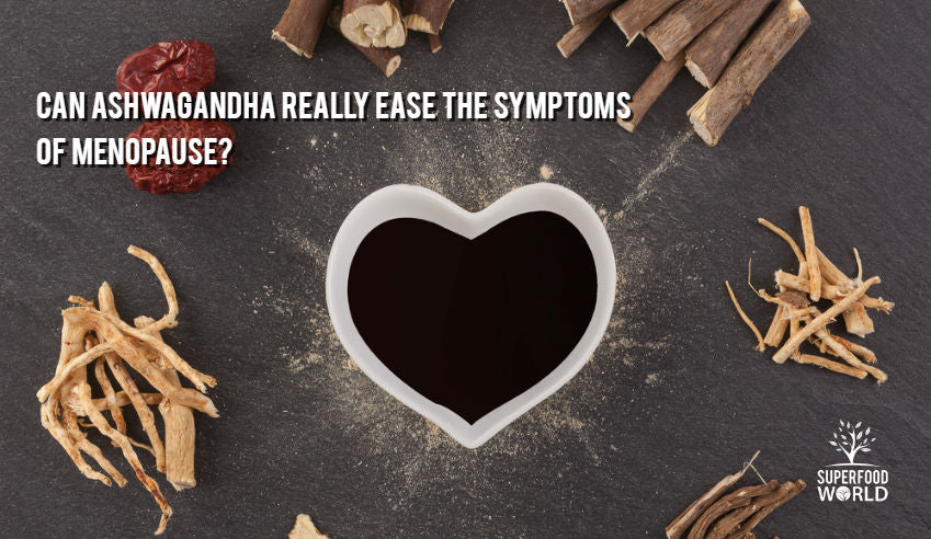Can Ashwagandha Really Help Ease the Symptoms of Menopause?