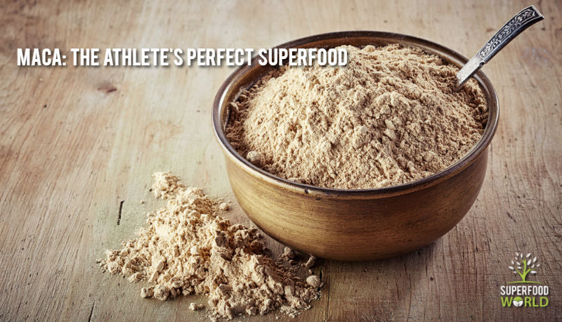 Maca: The Athlete's Perfect Superfood