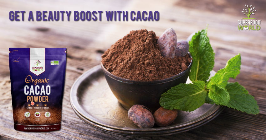 Get a Beauty Boost with Cacao