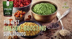 The Best Energy Boosting Superfoods
