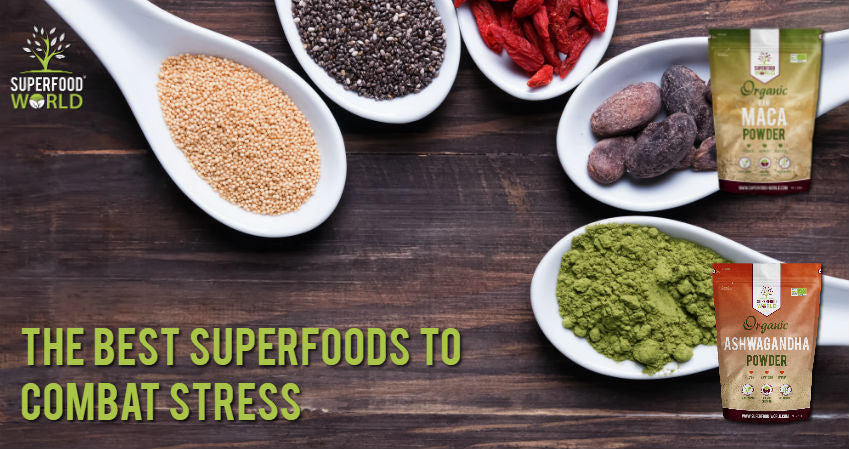 The Best Superfoods to Combat Stress