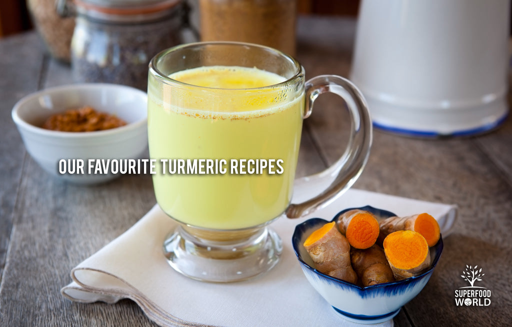 Our Favourite Turmeric Recipes