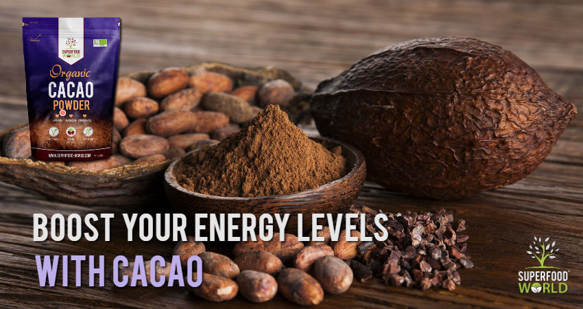 Boost Your Energy Levels with Superfood Cacao