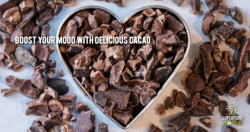 Boost Your Mood with Delicious Cacao