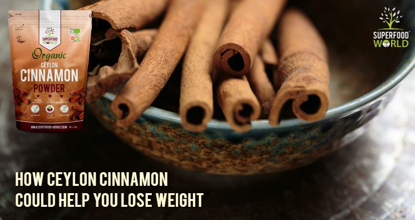 How Ceylon Cinnamon Could Help You Lose Weight