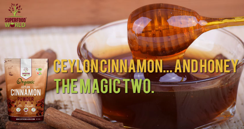 Honey and Cinnamon: The Magic Two