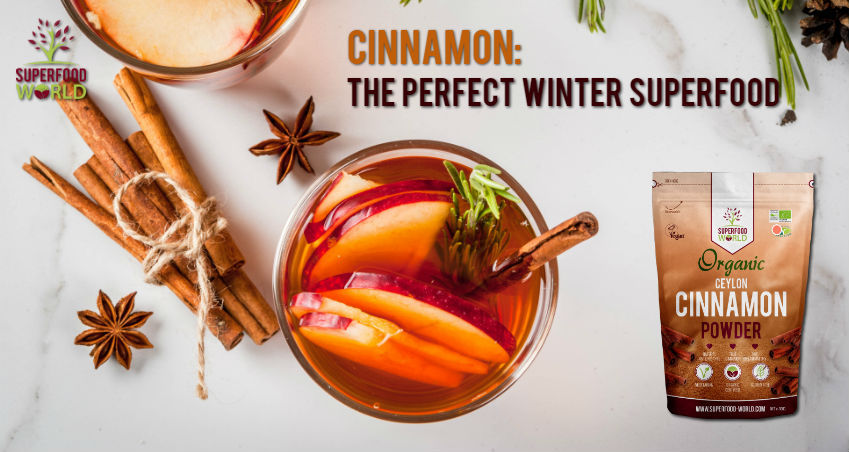 Why Cinnamon is the Perfect Winter Superfood