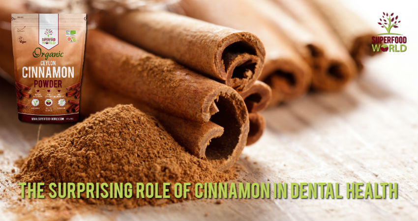 The Surprising Role of Superfood Cinnamon in Dental Health