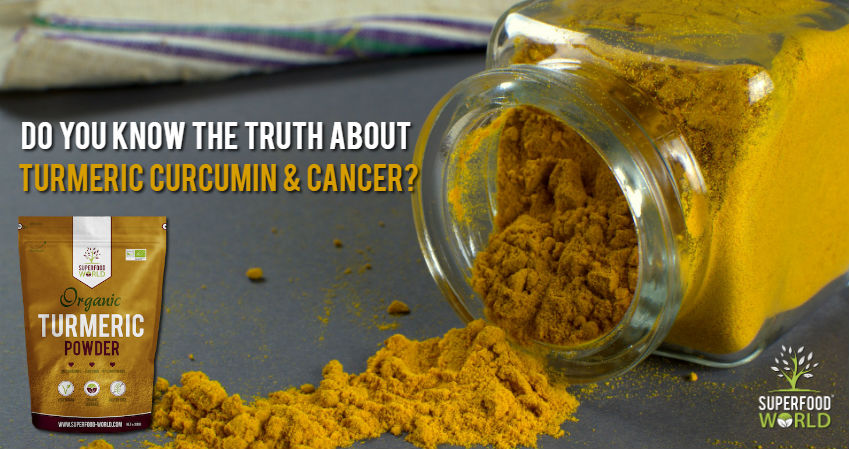 Do You Know the Truth About Turmeric Curcumin and Cancer?