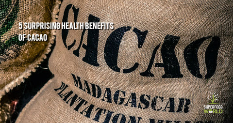 health benefits cacao