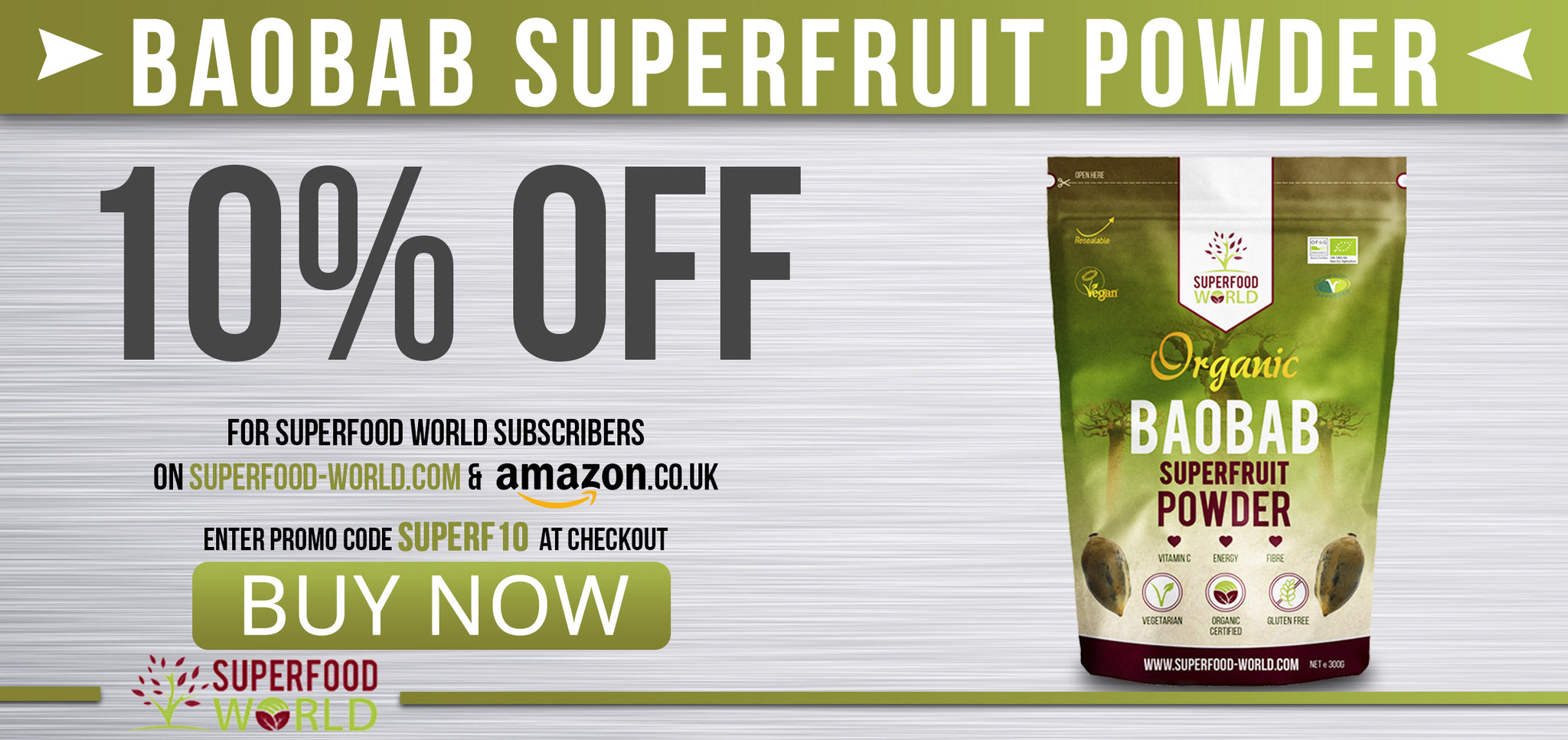 Buy Baobab powder here