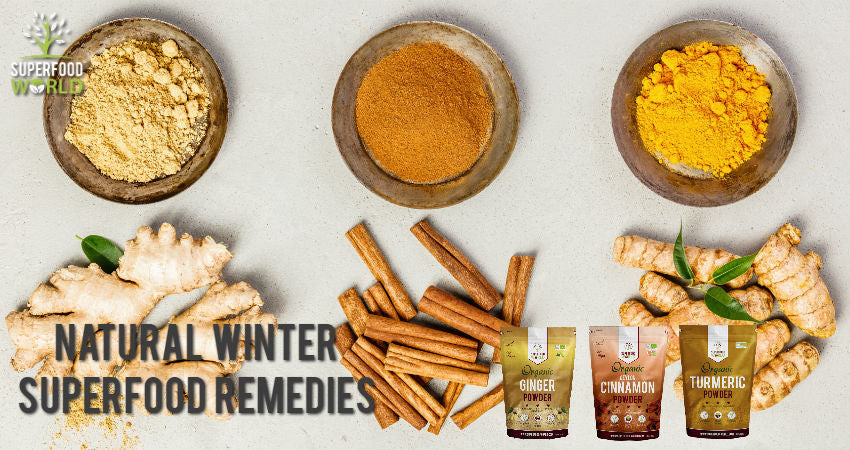 Natural Winter Superfood Remedies