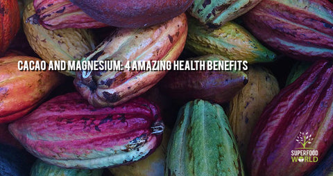 heath benefits cacao magnesium