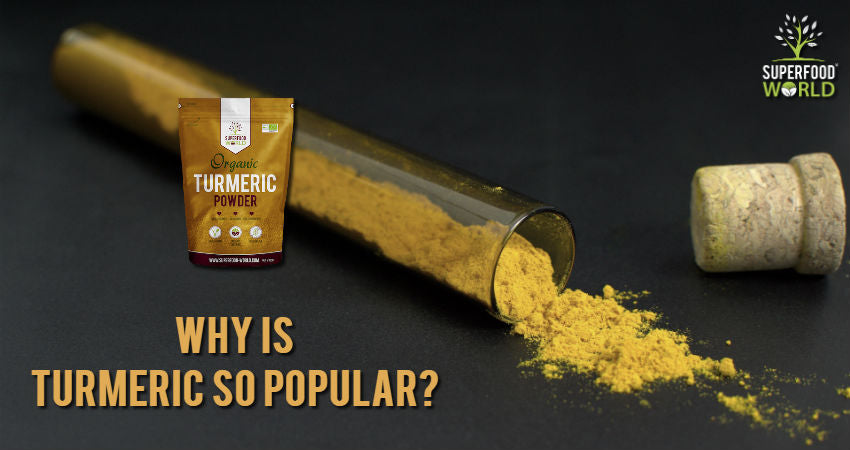 Why is Turmeric So Popular