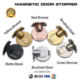 Magnetic™ Door Stopper - No Hardware Needed