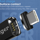 Magnetic-Charger™ - iPhone and Android phone magnetic Charger