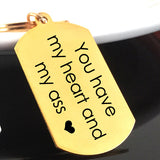 Engrave-That™ -  Keyring For Special Someone