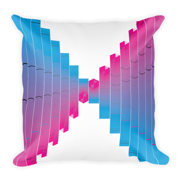 Gradient colorful Pillow