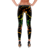 Lightening colored Leggings