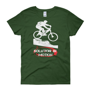 Solution In Motion short sleeve t-shirt_ Women's
