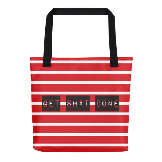 Get Sh#t Done- Tote Bag