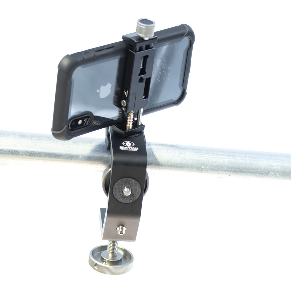 Phone Holder + Light Optics Adapter