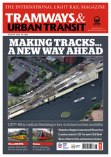 Tramway and Urban Transit 12-Month Subscription (International)