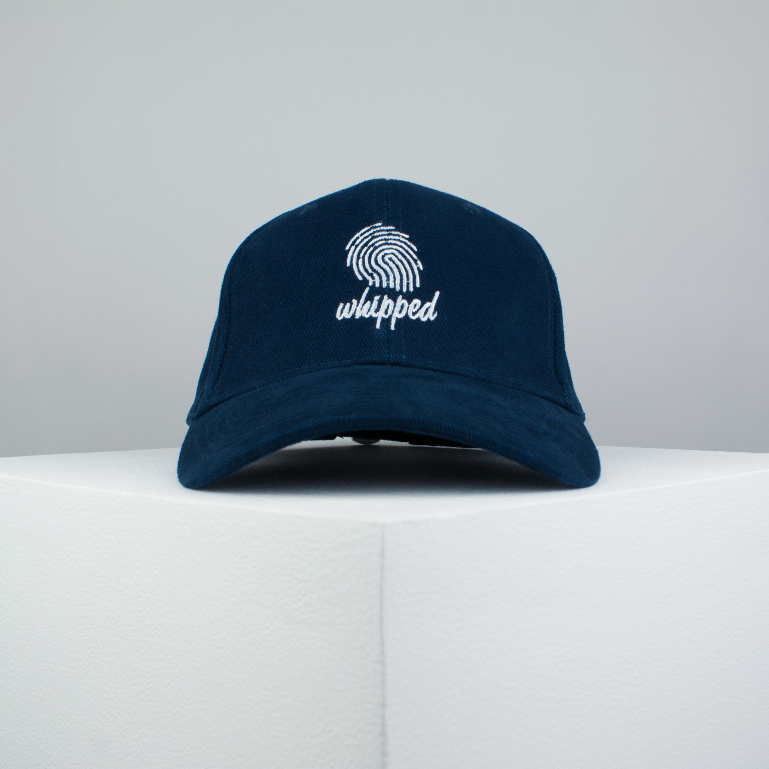 ... Whipped embroidered baseball cap navy   feminist   patches   feminism    embroidery   patch ... d84e50c86532