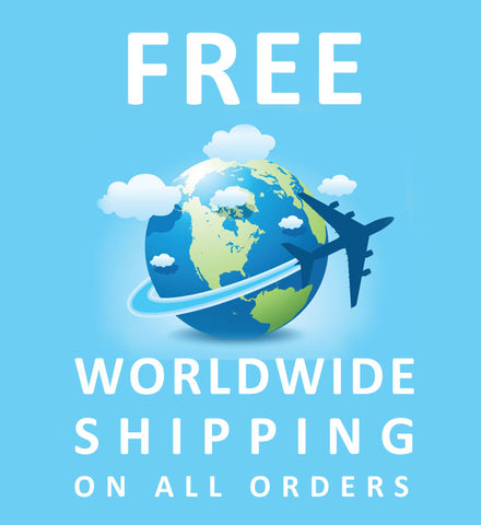 Free worldwide shipping on all ace case orders