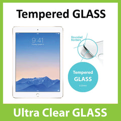 Apple iPad Air 2 Tempered Glass Screen Protector by Ace Case