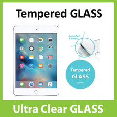 Apple iPad Mini 4 Tempered Glass Screen Protector by Ace Case